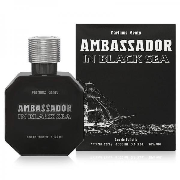 Parfums Genty Ambassador In Black Sea men ��������� ���� 100 ��.