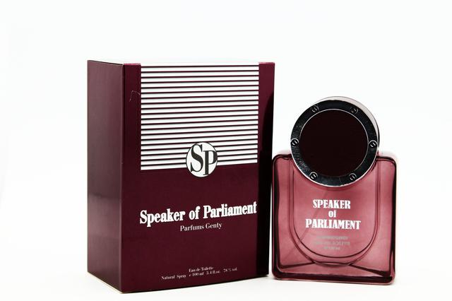 Parfums Genty Parliament Speaker men Туалетная вода 100 мл.