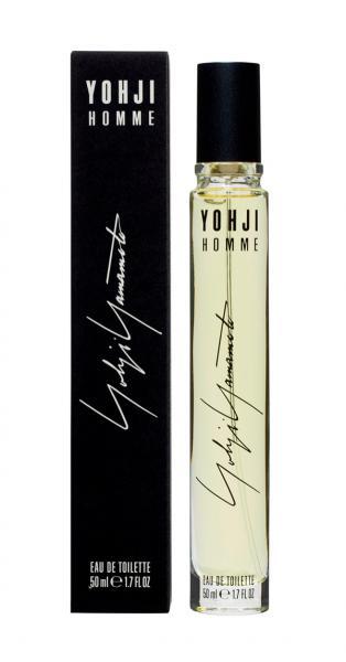 Yohji Yamamoto men Yohji Homme 2013 Туалетная вода 30 мл.