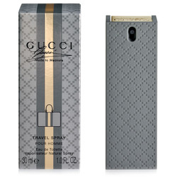 Gucci men Made To Measure Туалетная вода 30 мл. travel spray