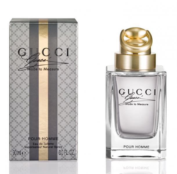 Gucci men Made To Measure Туалетная вода 90 мл.