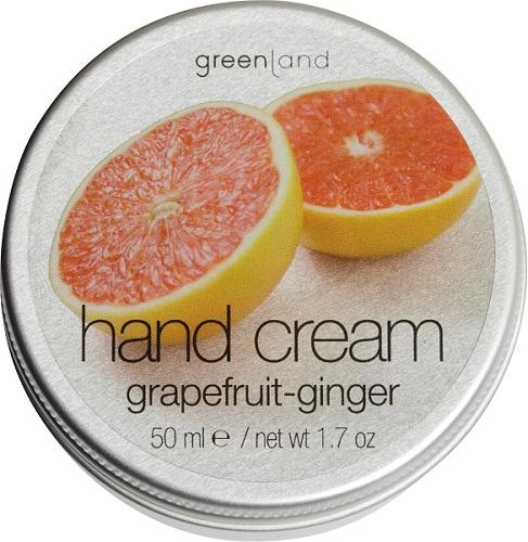 Greenland Fruit Emotions Крем для рук 50мл. грейпфрут-имбирь