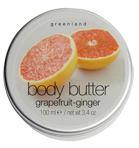 Greenland Fruit Emotions Крем для тела 100 мл. грейпфрут-имбирь