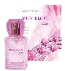 Новая Заря woman Mon Bijou Rose Духи 30 мл. (мое украшение Роуз)