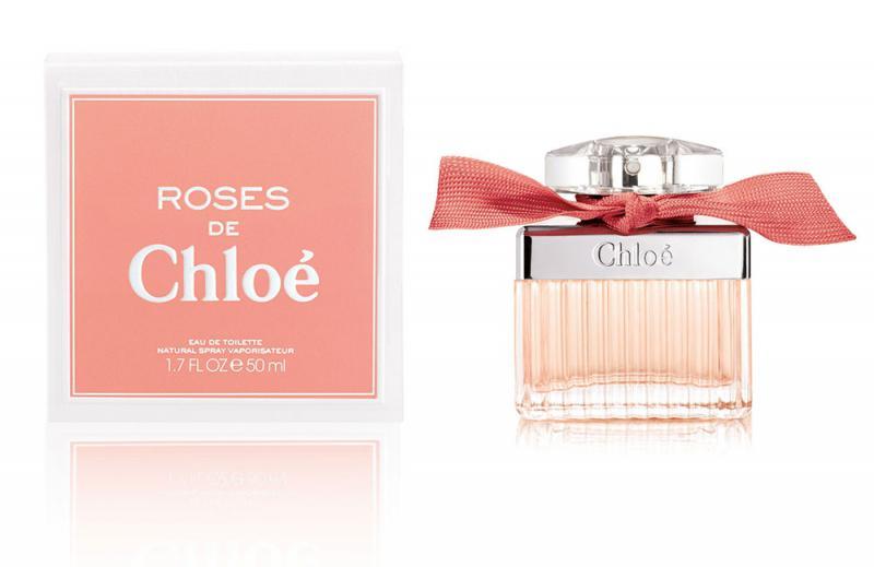 Chloe woman Roses De Chloe Туалетная вода 50 мл.
