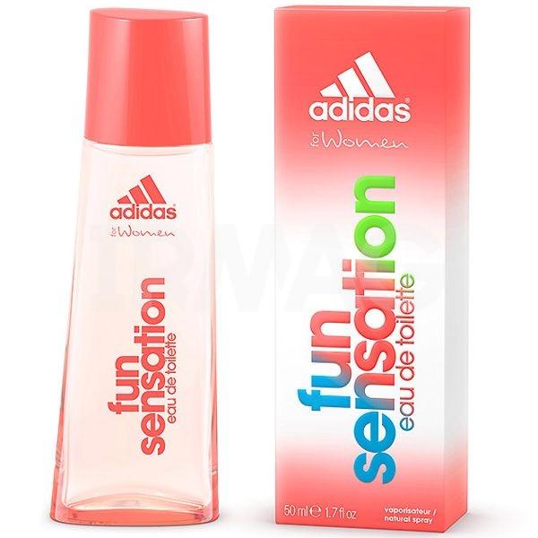 Adidas woman Fun Sensation Туалетная вода 30 мл.