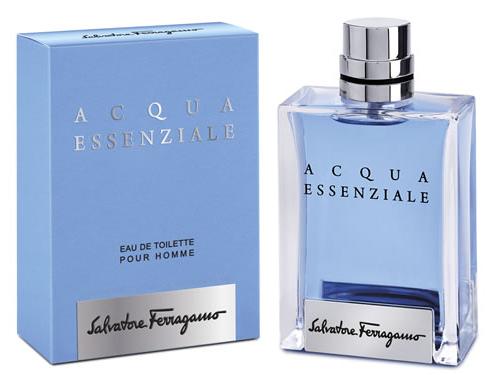 Salvatore Ferragamo men Acqua Essenziale Туалетная вода 5 мл. mini