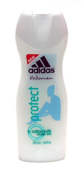 Adidas woman Protect Гель для душа 250 мл.