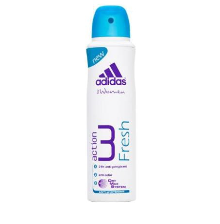 Adidas men (deo) Action 3 Dry Max Fresh Дезодорант 150 мл.