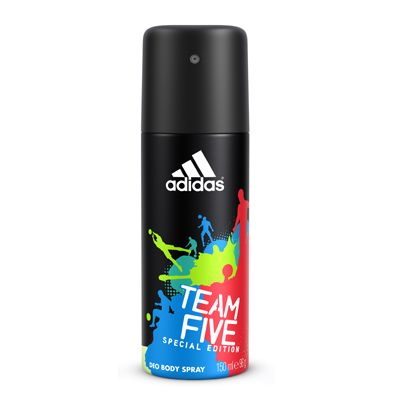 Adidas men (deo) Team Five Дезодорант 150 мл.