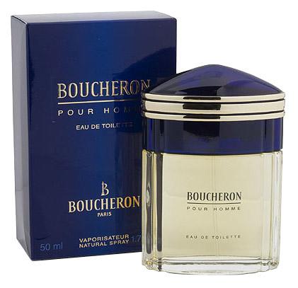 Boucheron Pour Homme Туалетная вода 4,5 мл. mini