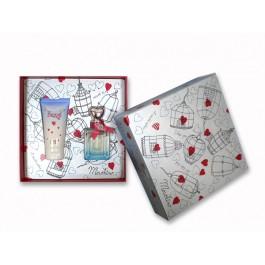 Moschino woman Funny Набор: Туалетная вода 25 мл. + Гель для душа 50 мл.