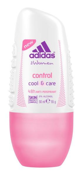 Adidas woman (deo-rol) Action 3 Dry Max Control Дезодорант-роликовый 50 мл.