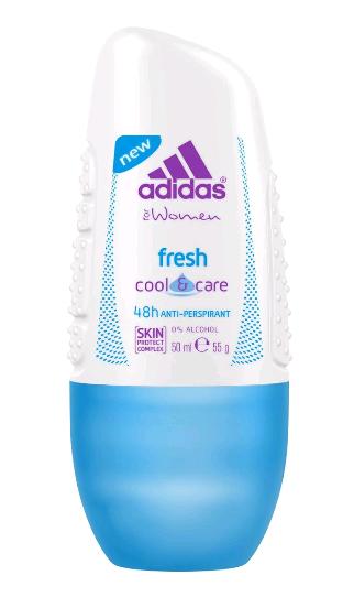 Adidas woman (deo-rol) Action 3 Dry Max Fresh Дезодорант-роликовый 50 мл.