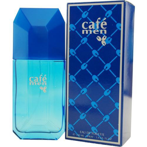 Cafe Cafe Cafe-cafe men Cafe Men Туалетная вода 30 мл. (синий)