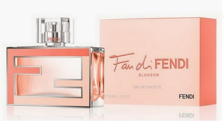 Fendi woman Fan Di Fendi Blossom Туалетная вода 50 мл.