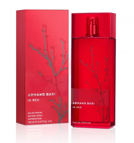 Armand Basi woman In Red Eau De Parfum Туалетные духи 100 мл.