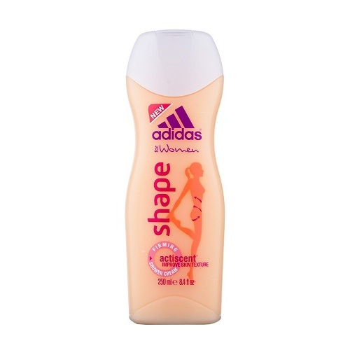 Adidas woman Shape Гель для душа 250 мл.