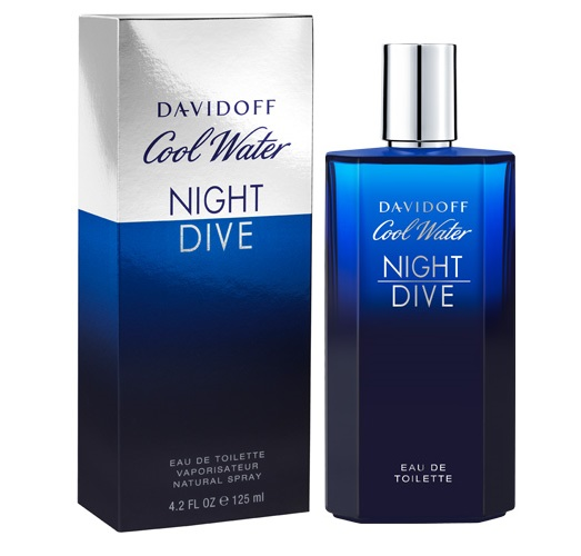 Davidoff men Cool Water Night Dive Туалетная вода 75 мл.