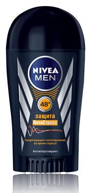 Nivea Men Защита Антистресс Дезодорант-стик 40 мл.