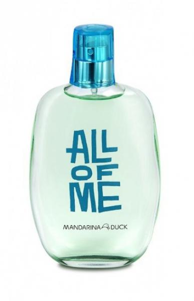 Mandarina Duck men All Of Me Туалетная вода 100 мл. Tester