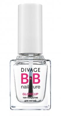 Divage Gloss Up Покрытие для ногтей