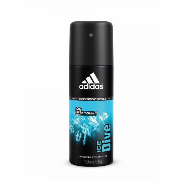 Adidas men (deo) Ice Dive Дезодорант 150 мл.