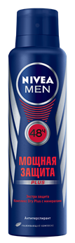 Nivea Men Мощная Защита Дезодорант 150 мл.