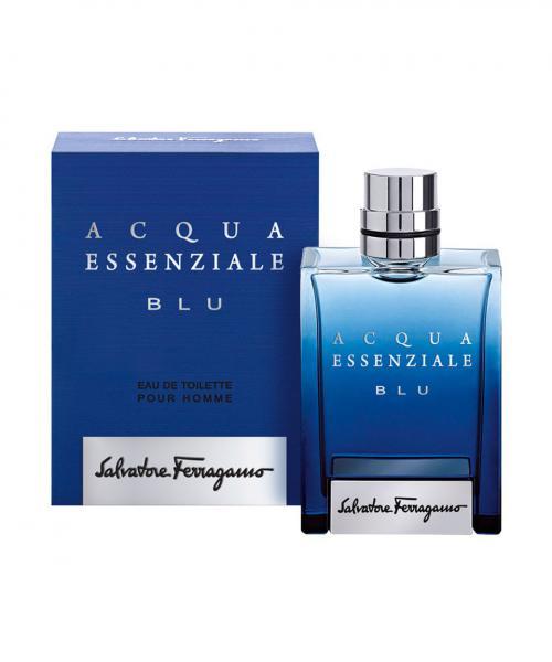 Salvatore Ferragamo men Acqua Essenziale Blu Туалетная вода 50 мл.