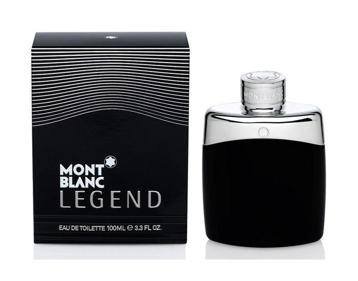 Mont Blanc men Legend Туалетная вода 4,5 мл. mini