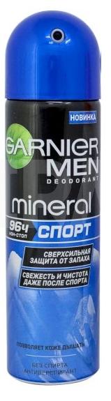 Garnier Men Mineral Спорт Дезодорант 150 мл.