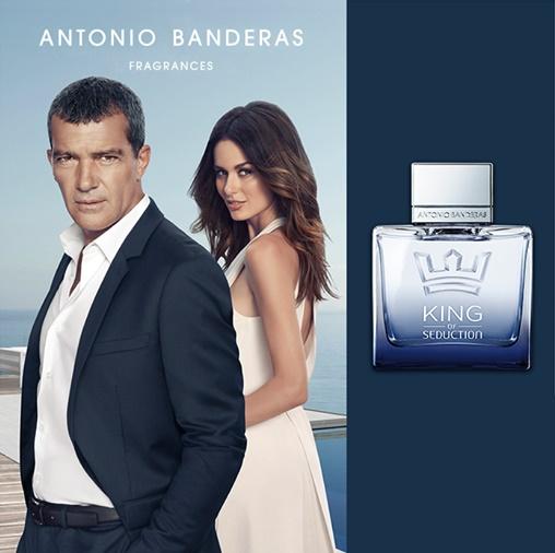 Antonio Banderas A. Banderas men King Of Seduction Дезодорант 150 мл.