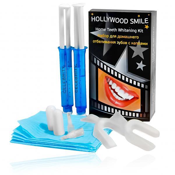 Celebrity Hollywood Smile Набор для домашнего отбеливания зубов