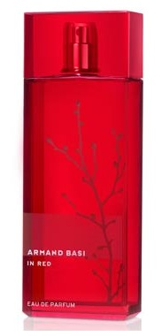 Armand Basi woman In Red Eau De Parfum Туалетные духи 100 мл. Tester