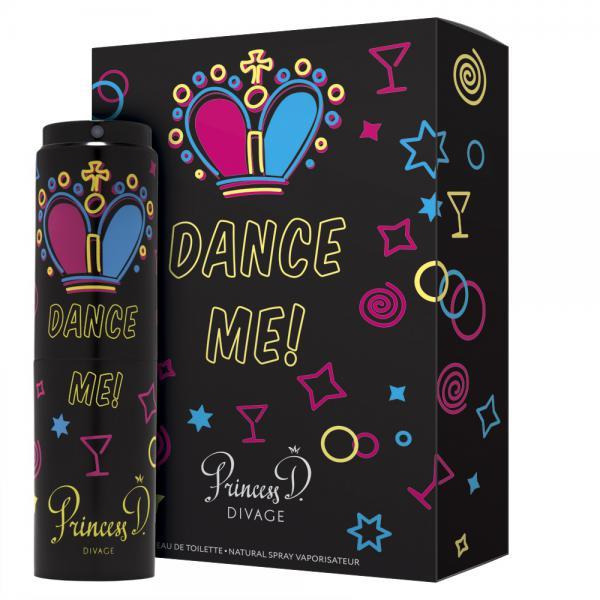 Divage woman Princess D Dance Me! Туалетная вода 20 мл.
