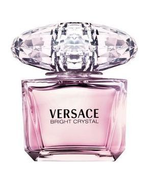Versace woman Bright Crystal розовый Туалетная вода 90 мл. Tester