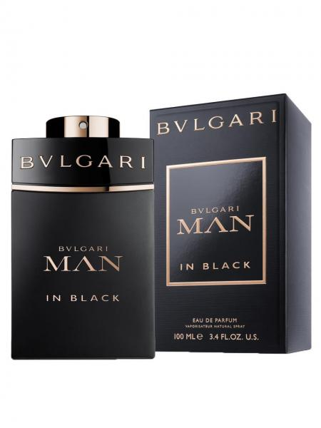 Bvlgari Man In Black Туалетные духи 100 мл.