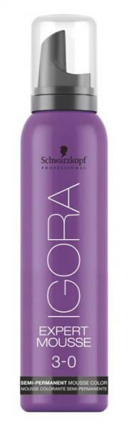 Schwarzkopf Professional Igora Expert Mousse Семиперманентный мусс 100 мл. №5-99