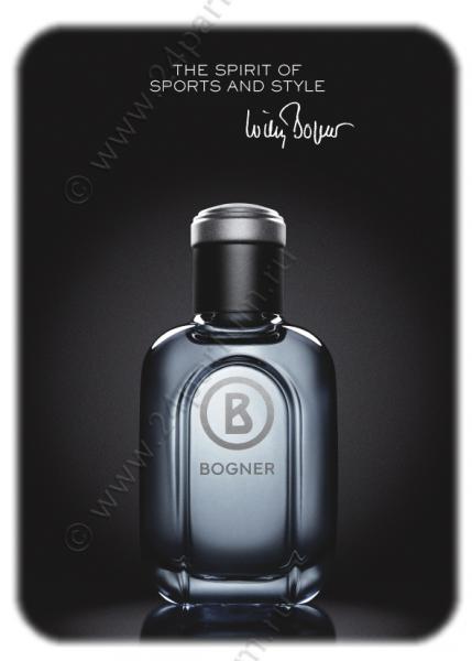 Bogner men серебро Туалетная вода 50 мл.