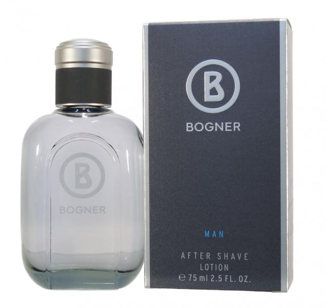 Bogner men серебро Лосьон после бритья 75 мл.