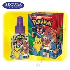 Segura boys Pokemon Туалетная вода 125 мл.