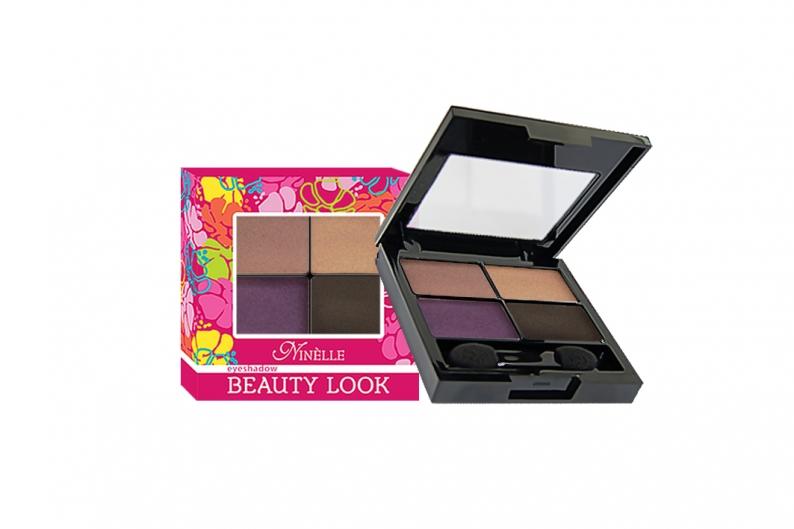 Ninelle Beauty Look Тени для век №671