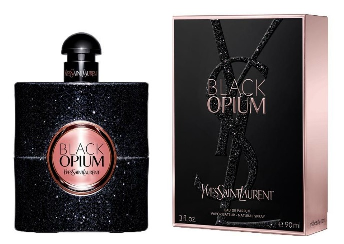 Yves Saint Laurent Ysl woman Black Opium Туалетные духи 30 мл.