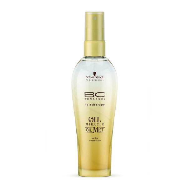 Schwarzkopf Professional Bonacure Oil Miracle Mist Спрей-масло для тонких волос 100 мл.