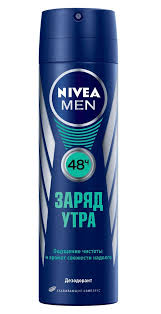 Nivea Men Заряд Утра Дезодорант 150 мл.