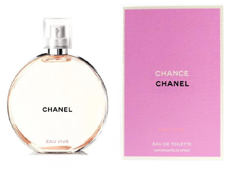 Chanel woman Chance Eau Vive Туалетная вода 50 мл.