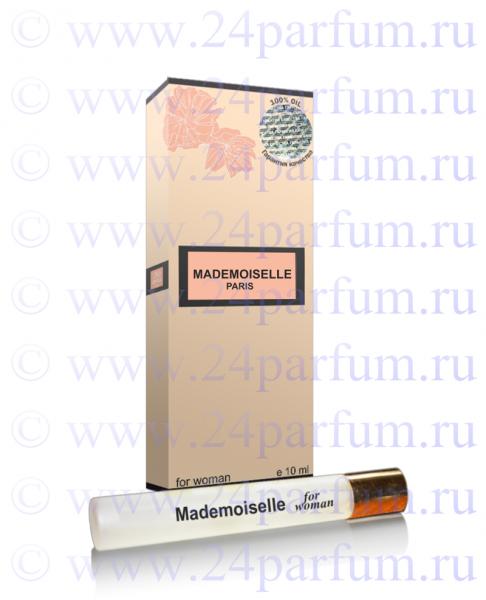"Парфюмерные масла ""Queen"" парфюм.масло Queen - Mademoiselle 10 мл. (chanel Coco Mademoiselle)"