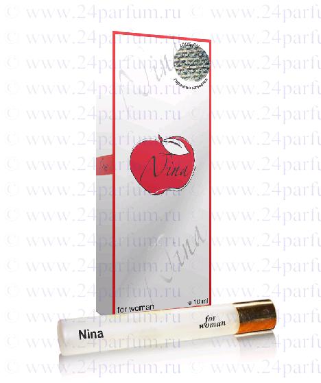 """Парфюмерные масла """"Queen"""" парфюм.масло Queen - Nina 10 мл. (nina Ricci Nina)"""