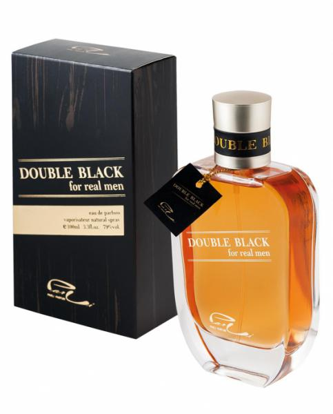 Parli men Double Black Туалетные духи 100 мл.