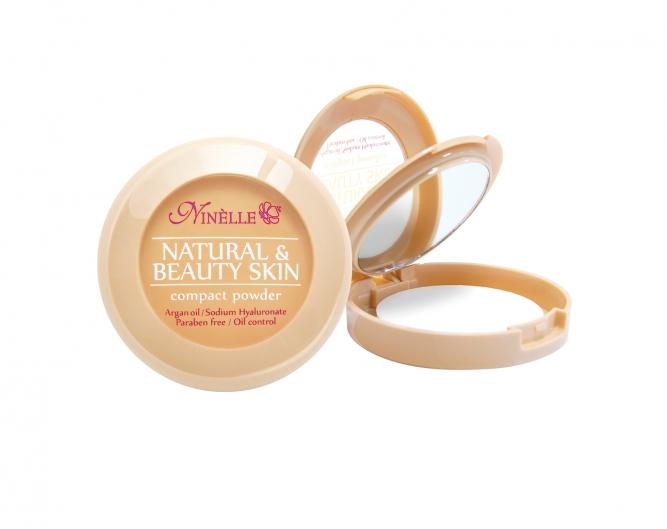 Ninelle Natural&beauty Skin Компактная пудра №33